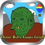 Three Billy Goats Gruff - A Children's Book
