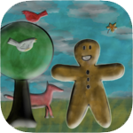 The Gingerbread Man - Children's Book