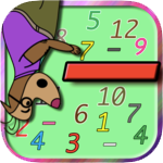 Subtraction Drills - Flashcards